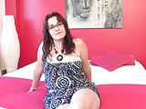 Mature busty nympho loves to get pounded by huge cocks
