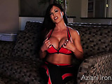 Interview with cute sports bra clad bisexual woman koves all cocks