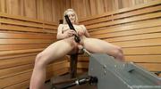 blonde darling gets rammed