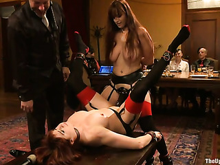 two freaky porn sluts