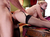 Two naughty blonde darlings want a big meat pole