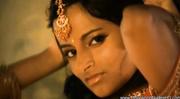 mesmerizing indian princess showing
