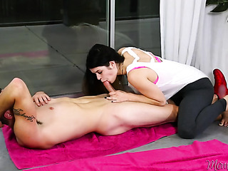 quiet session yoga with