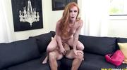 freaky ginger girl desperate