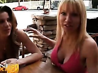 hot girls wild public