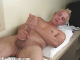 For fat cock lovers watch him masturbating nicely and eat his sperm
