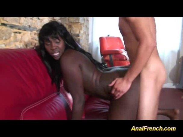 Black Girl Plays Her Ass