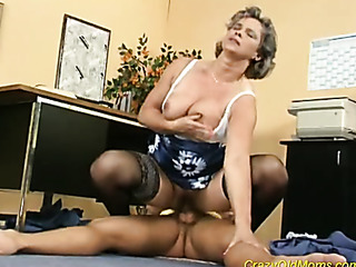 horny granny with gray