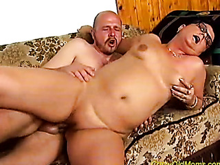 brunette mature bitch wearing