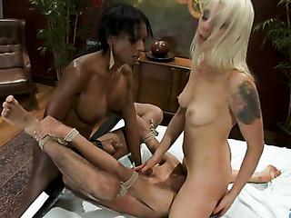 black tranny slut and
