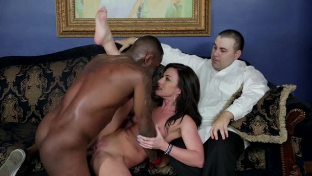 Wife Watch Husband Fuck Teen