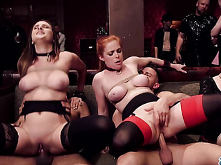 glamour cock-sucking party the